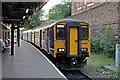 SD5805 : Northern Rail Class 150, 150220, Wigan Wallgate railway station by El Pollock