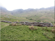 NY2101 : Hardknott Castle Roman Fort by Gareth James