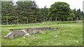 NZ0743 : Ruins of Coal Depot by Mick Garratt
