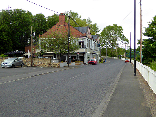 The River Bar, Bonemill Lane