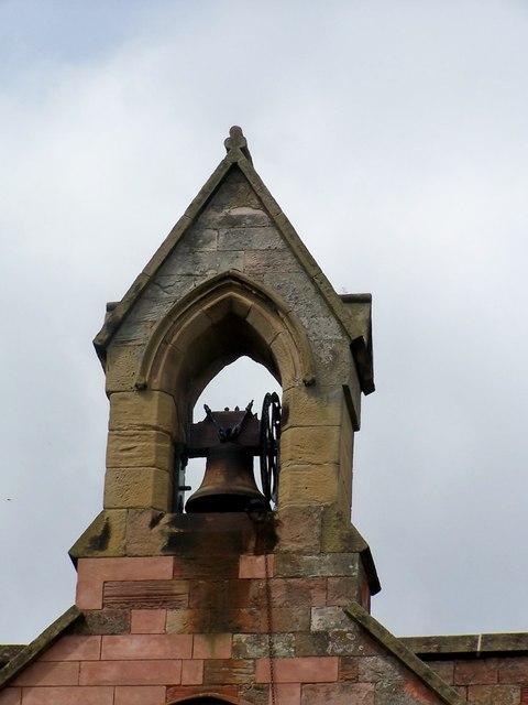 Coldingham Parish Church bell