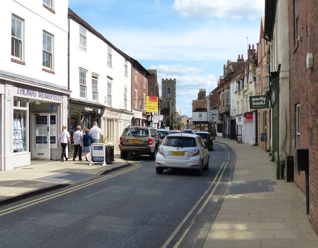 Stert Street in Abingdon-on-Thames