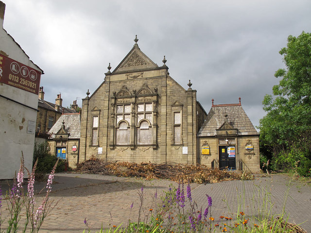 The Longwood Hall, Stanningley