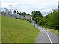 NZ3556 : South Hylton Metro Station by Oliver Dixon