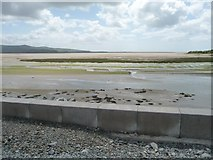 SH5738 : Glaslyn estuary, near to low tide by Christine Johnstone