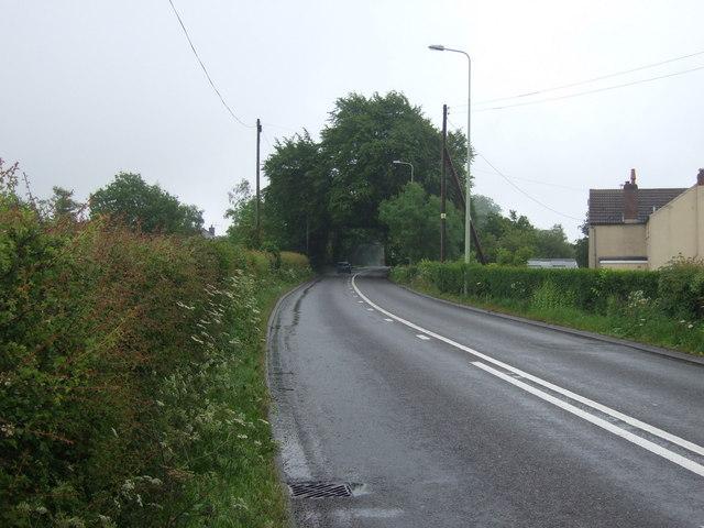 Kingsley Road, Overmoor (A52)