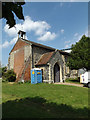TM1383 : St.Mary the Virgin Church, Burston by Adrian Cable