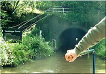 SO9969 : The North Portal of the Tardebigge Tunnel by Peter Evans
