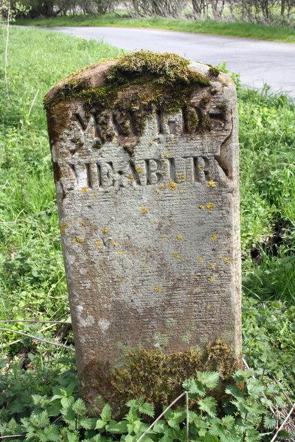 Kings Meaburn / Maulds Meaburn boundary stone