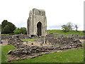 NY5415 : Shap Abbey by Gareth James