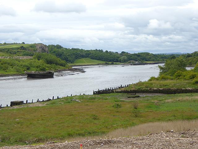 River Wear above Sunderland