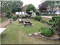 TQ3082 : Calthorpe Community Garden, Gray's Inn Road by David Hawgood
