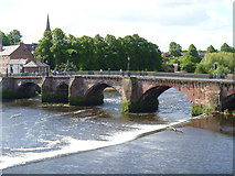 SJ4065 : Dee Bridge [1] by Michael Dibb