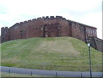 SJ4065 : Chester Castle by Michael Dibb