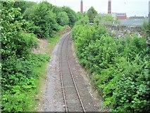 NT2674 : Leith Walk railway station (site), Edinburgh by Nigel Thompson