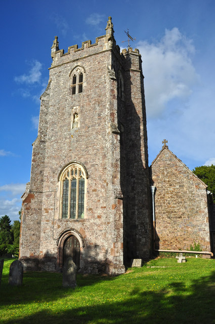 Upton Pyne : The Church of Our Lady