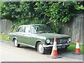 TR2548 : Vintage 1964 Vauxhall Cresta, Station Road, Shepherdswell by Chris Whippet