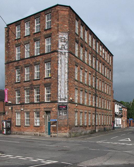 Derby: Banks Mill Studios