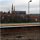 SO8555 : Worcester Baptist Church by Jaggery