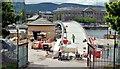 J3474 : New Lagan weir footbridge, Belfast - June 2015(5) by Albert Bridge