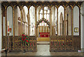 TM1473 : St Peter & St Paul, Eye - Screen by John Salmon