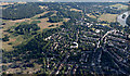 TQ1874 : Richmond Hill from the air by Thomas Nugent