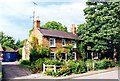 TF1026 : Old world cottage at Dunsby, near Bourne, Lincolnshire by Rex Needle