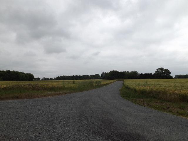 Airfield Road Industrial Estate entrance