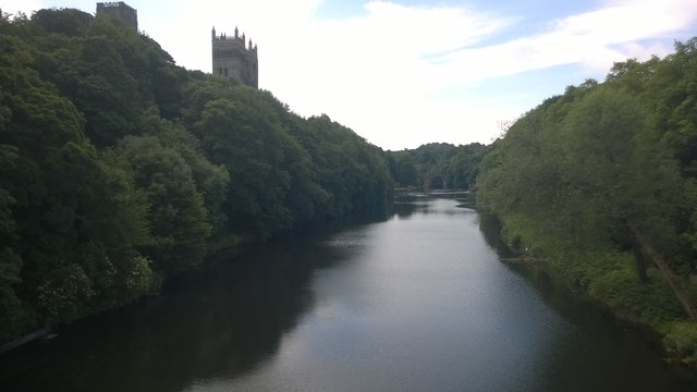 River Wear and Durham Castle