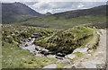 J2924 : The Bann's Road near Lough Shannagh by Rossographer