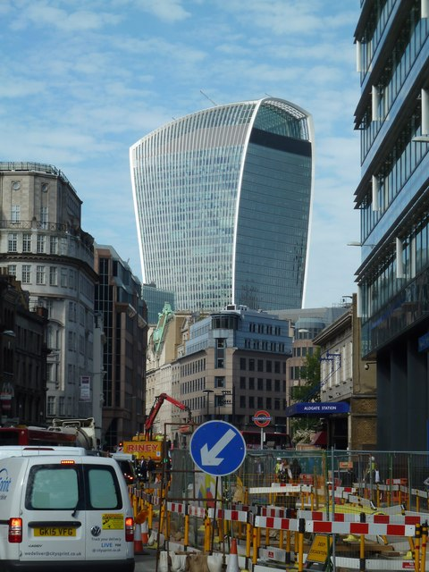 20 Fenchurch Street - Walkie-Talkie Building