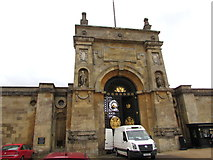 SP4416 : Main entrance to Blenheim Palace, Woodstock by Jaggery
