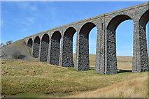 SD7579 : Ribblehead Viaduct by N Chadwick