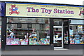 NS2059 : The Toy Station, Largs by Billy McCrorie