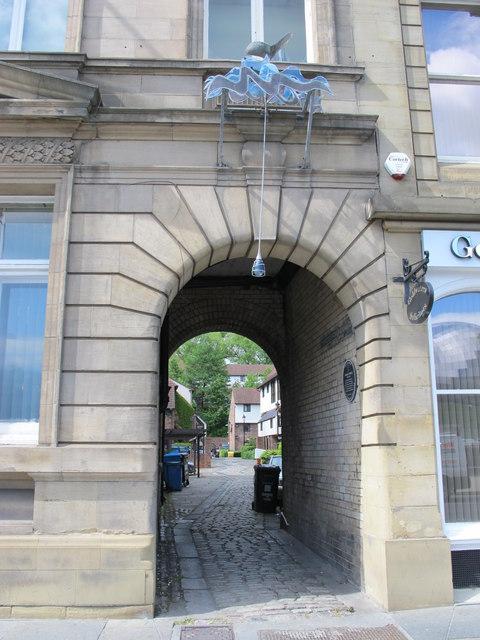 Fenwick's Entry, NE1