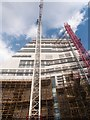 TQ3180 : Under construction: Tate Modern extension by Jim Osley