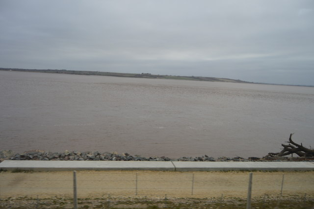 Trans-Pennine Trail by the Humber
