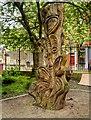SJ8497 : National Transgender Memorial, Sackville Park by David Dixon