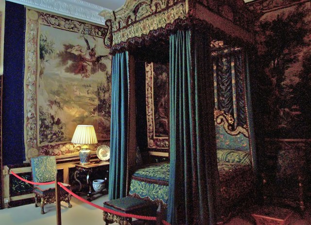 Burghley House Room