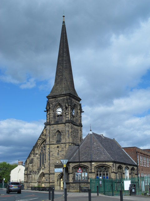 Christ Church, Simpson Terrace, NE2