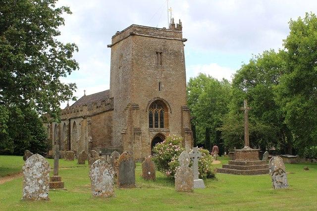 All Saints Church , Merriott