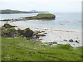 NM4080 : Coralag and Gallanach Bay by Oliver Dixon