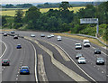 SE4147 : The A1(M) at Wetherby by Paul Harrop