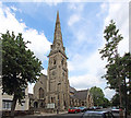 TQ3087 : St Mary, Hornsey Rise by John Salmon