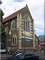 TQ2883 : St Michael's Church, Camden Town by Christopher Hilton