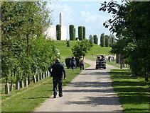 SK1814 : The National Memorial Arboretum by Mat Fascione