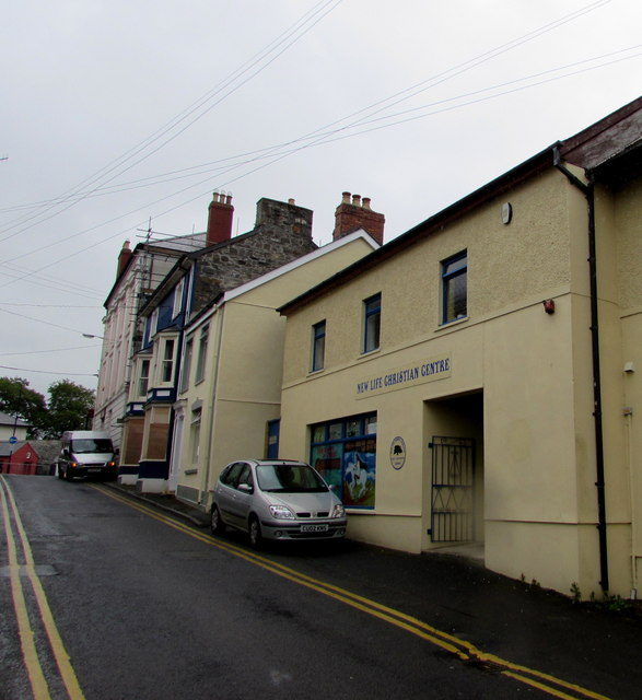New Life Christian Centre in Cardigan