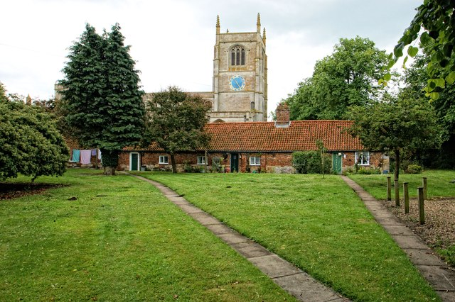 The Collegiate Church of the Holy Trinity, Tattershall