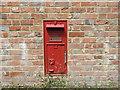 SU3865 : VR letterbox, Mount Pleasant by Vieve Forward