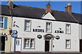 NY0882 : Bruce Arms, Castle Street, Lochmaben by Leslie Barrie